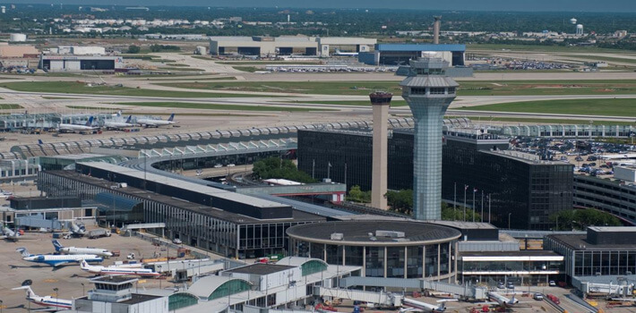 Airport Transfers to and from O'Hare