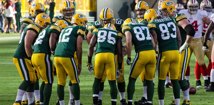 The Green Bay Packers - Football Service Limo Transportation Near Me