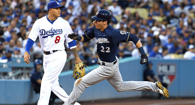 Watch Dodgers vs. Brewers