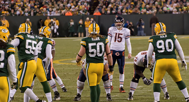 Green Bay Packers 100th season - What Does November 2018 in Milwaukee Look Like