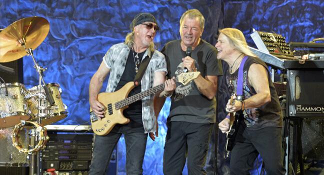 Deep Purple - October in Milwaukee